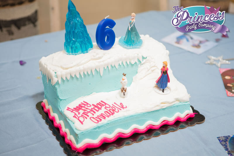 Birthday Cake Ideas For Your Princess Party