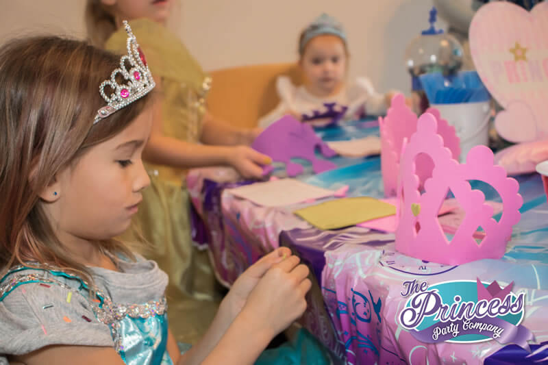 Exciting Crafts Ideas for Your Princess Party
