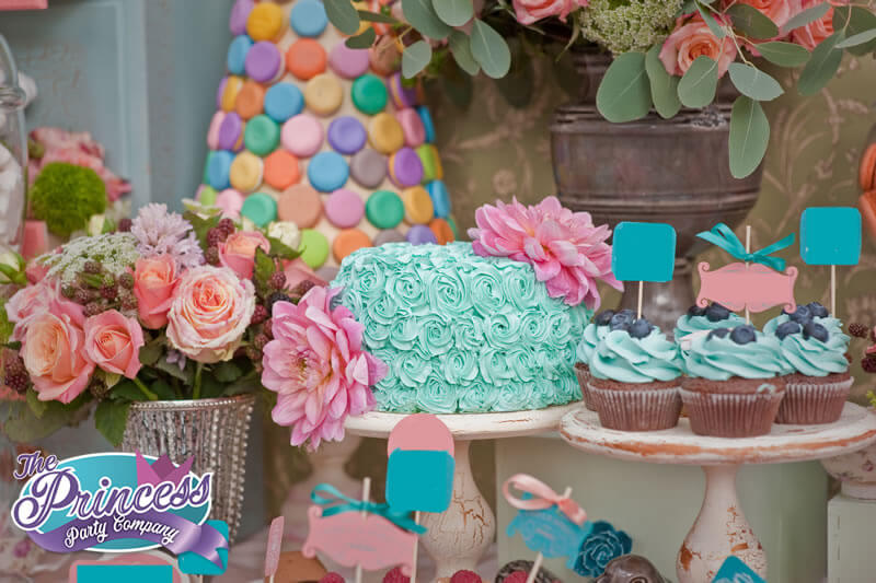 How to Create the Perfect Princess Party Table Setting