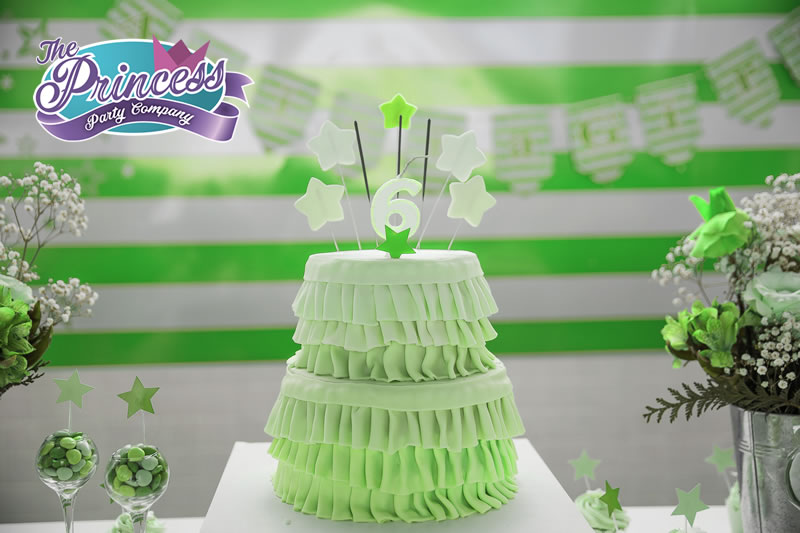 How to Decorate for a Tiana Party