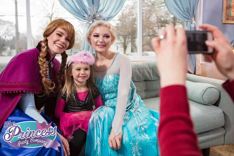 Must-Have Photos at Your Child's Princess Party