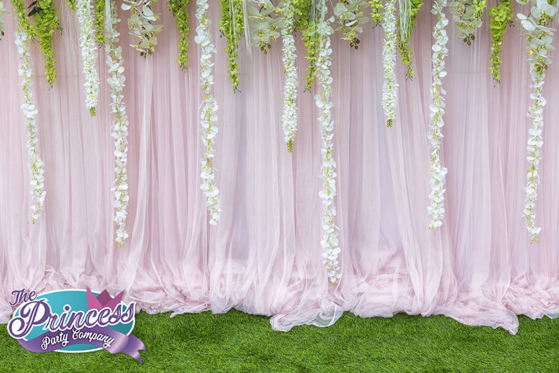 Photo Backdrop Ideas for Your Princess Party