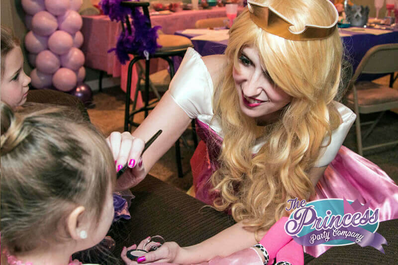 Planning for Your Child's Princess Party