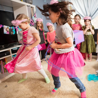 Games to Play at a Princess Party