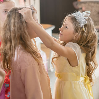 Princess Party Ideas for Six-Year-Olds