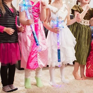 Where to find Princess Dress-Up Clothes