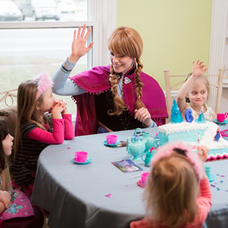 Why Choose The Princess Party Co?