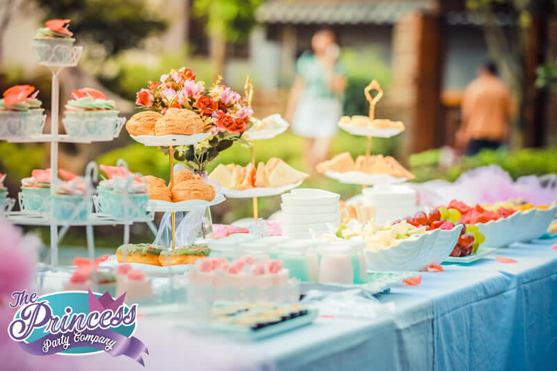 Tips for an Outdoor Princess Party