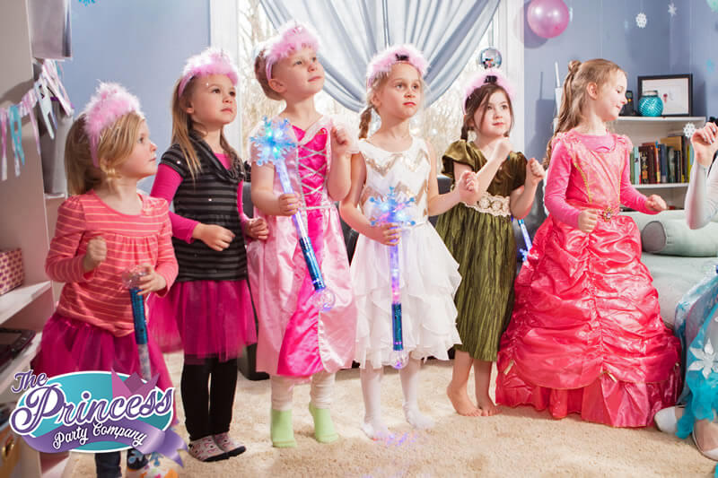 Where to Find Princess Dress Up Clothes