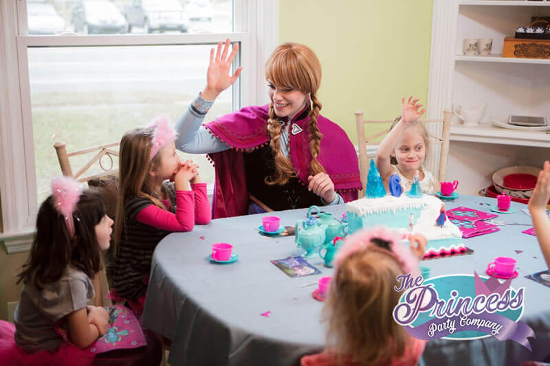 Why Choose The Princess Party Co.?